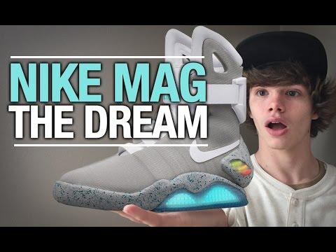 NIKE MAG THE DREAM !!!