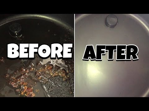 HOW TO CLEAN YOUR AIR FRYER | IN LESS THAN 5 MINUTES
