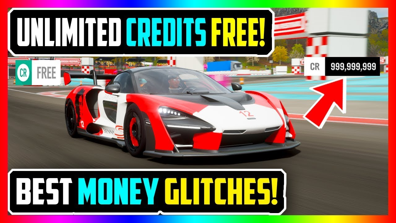 BIGGEST FORZA HORIZON 4 NEW MONEY GLITCHES! UNLIMITED CREDITS FAST!  (+GIVEAWAY WINNERS!)