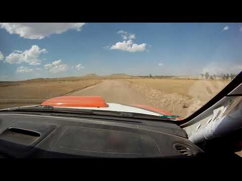 Rally Wyoming 2017 long rally stage with Nuts N More