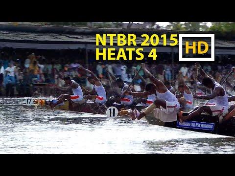 Nehru Trophy Boat Race 2015 Heats 4 Video - VBC+UBC+KTBC+PBC (Winner Jawahar)
