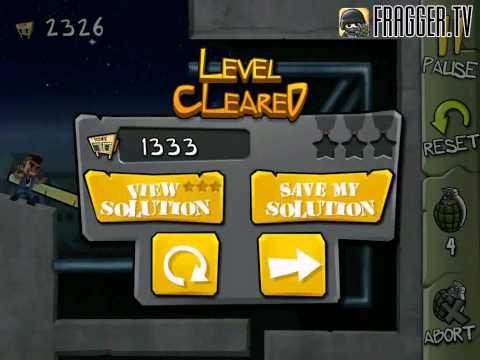 Fragger Monster Dash Level 25 Walkthrough