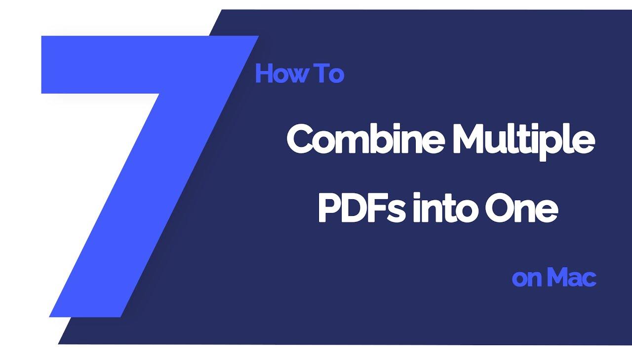 Combine PDF in Foxit: Step-by-Step Tutorial | Wondershare