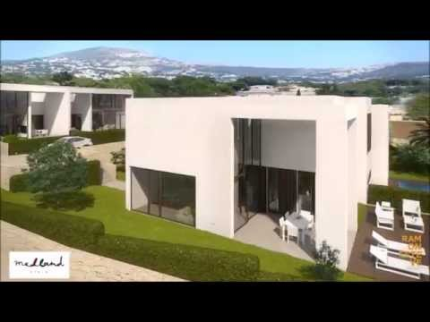 Luxury villas in Moraira, Costa Blanca - SPAIN