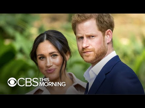 """Meghan Markle: Adopting a stiff upper lip is """"probably really damaging"""""""