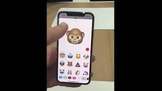 Unser Redakteur testet die Animojis bei iPhone X
