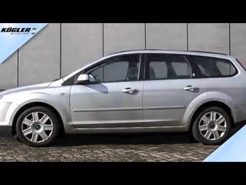 ford focus focus turnier 1 8 tdci ghia youtube. Black Bedroom Furniture Sets. Home Design Ideas