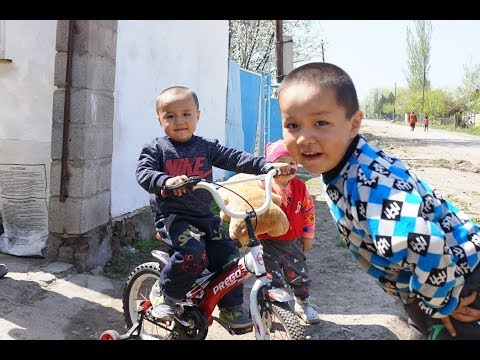 Kazakhstan Cycling / Kazachstan Rowerem