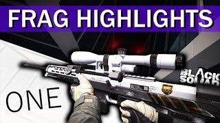 WHO IS THIS GUY? | Frag Highlights ONE (Black Squad)