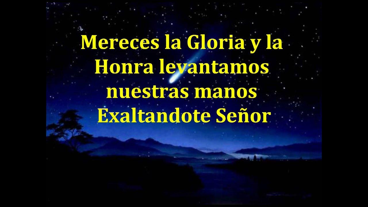 Mereces la gloria 1 youtube for O sole mio mesa y lopez