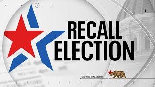 2021 California Recall Election Night Trailer