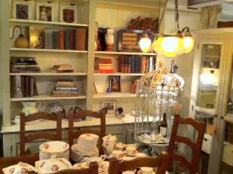 ANTIQUES WAREHOUSE  - TAAM SHEL PAAM