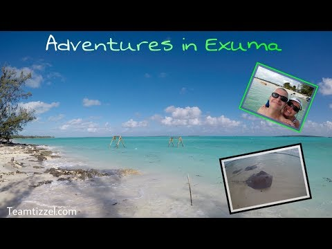 Exploring Exuma   Sandals, Coco Plum, Tropic Of Cancer, Chat N Chill