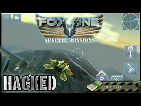 Fox One Special Mission apk Free Hack & Mod Android