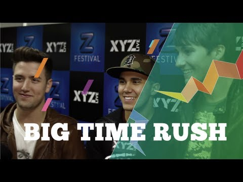 [Z FESTIVAL] ESPECIAL BIG TIME RUSH