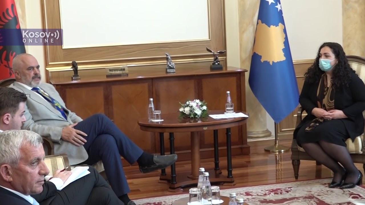 Edi Rama u Prištini i sastanci sa kosovskim liderima