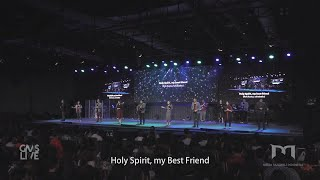 GMS Live - Holy Spirit, My Best Friend
