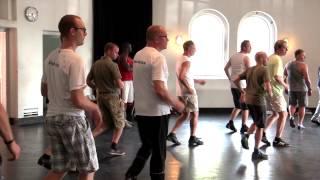 Salsa Camp Møn 2014 ugen for øvede og meget let øvede