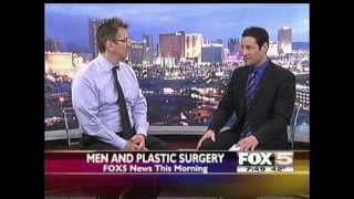Dr. George J. Alexander talks with Jason Feinberg about why more men are seeking cosmetic surgery. Thumbnail