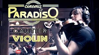 best movie theme cinema paradiso theme violin cover marc andre gautier violin song