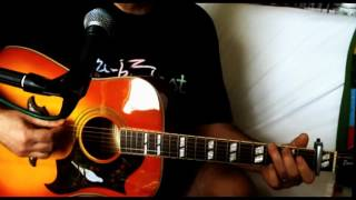 Gib die Liebe nicht auf ~ Peter Maffay ~ Solo Cover ~ Akustikgitarre Epiphone Dove Pro VB