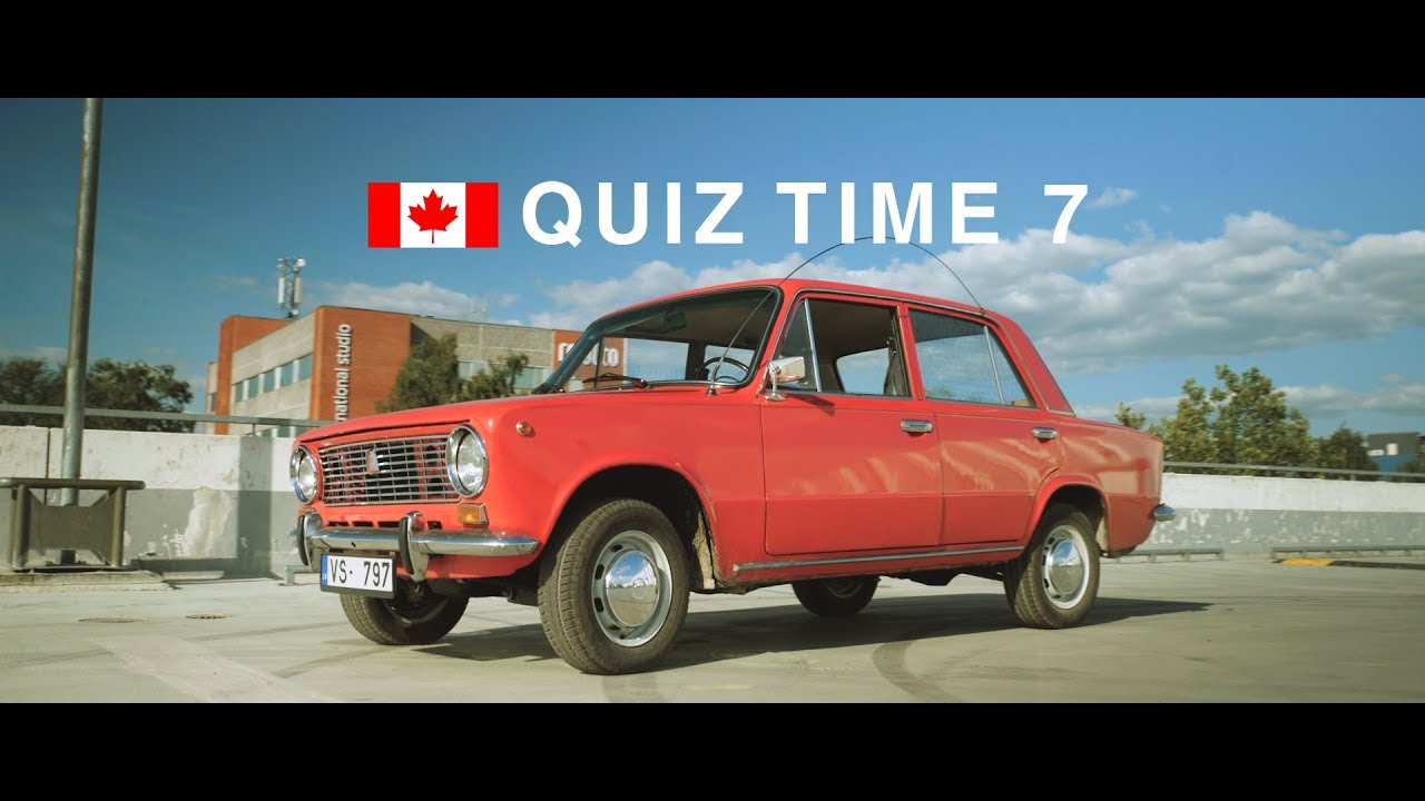 Budget Car VAZ-2101 (QUIZ7 CANADA)