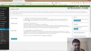 Track Analytics UTM Parameters with Orbisius UTM WordPress Plugin