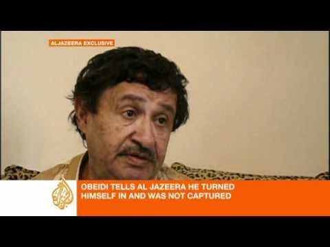 Gaddafi foreign minister speaks to Al Jazeera