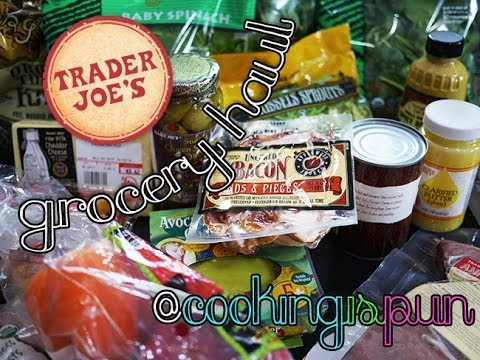 Trader Joe's Grocery Haul l LOW CARB & GLUTEN FREE