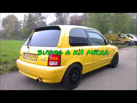 1992-2002 K11 Nissan Micra buyers guide