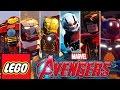LEGO Marvel avengers intro   best video games