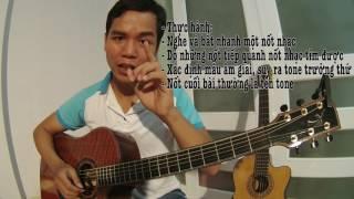 [Guitar]Bài 19: Dò Tone và những gì cần thiết