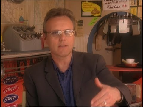 Giles Character Profile - With Anthony Stewart Head and Joss Whedon