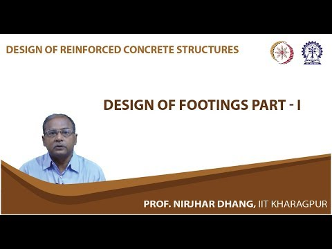 Design of Footings Part - I Mp3