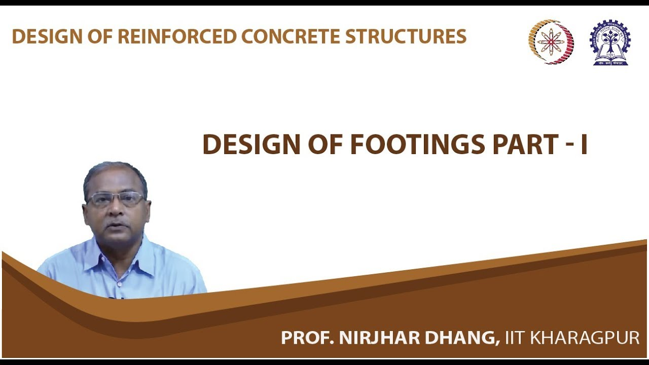 Design of Footings Part - I