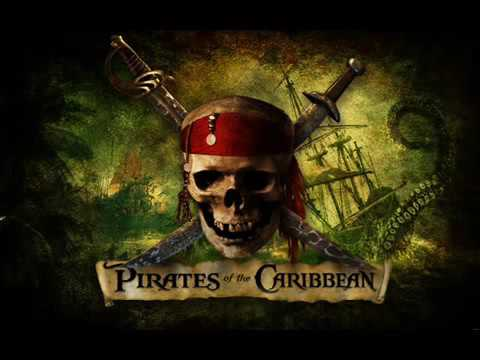 Pirates Of The Caribbean   music