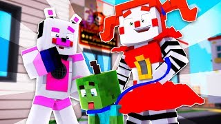 Circus Baby's Pet Zombie ?! | Minecraft FNAF Roleplay