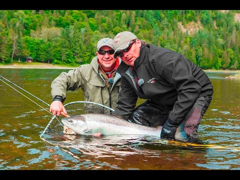Restigouche Salmon | Glen Eden Lodge NB