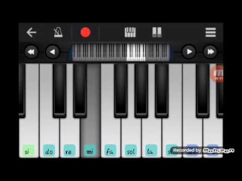 Not Piano/Pianika-India Sun Ra Ha (Walk Band Tutorial)