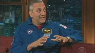Astronaut Mike Massimino on the Craig Ferguson Show