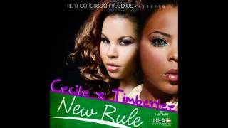 Cecile & Timberlee - New Rule - Head Concussion Rec (June 2012)