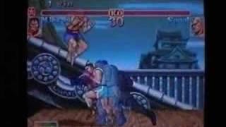 ST (28) - Umehara (Boxer) vs. Joseph Zazza (O-Sagat)