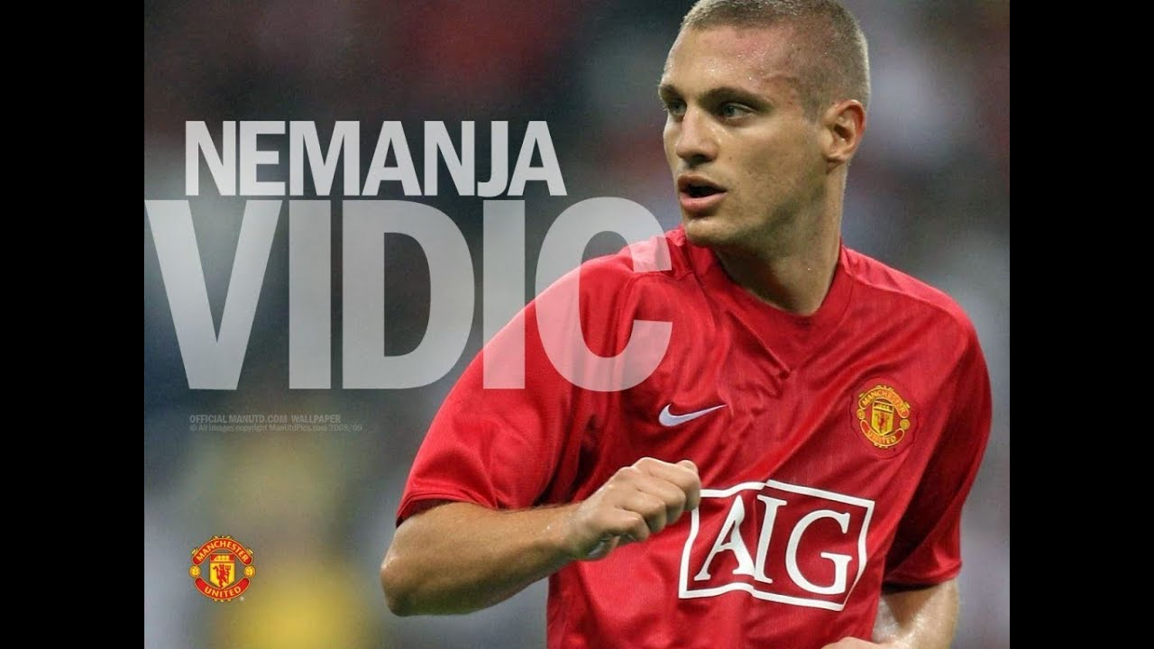 Nemanja Vidic Tribute to a Legend HD