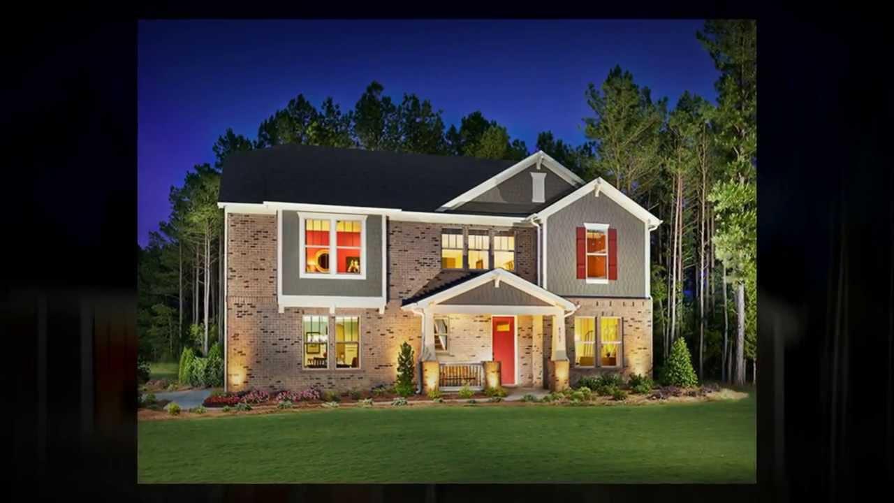 The Hatteras Floor Plan Palm Tree Cove Ii In York South Carolina Meritage Homes Youtube