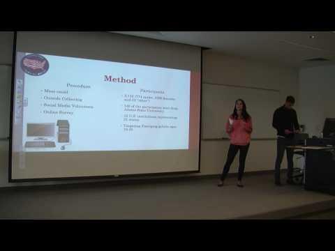 Rhodes, Rodriguez, Cabrera - Presentation - Student Scholar Days