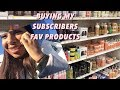 Come with me to buy Natural Hair Products! Target vs The hood Beauty Supply!