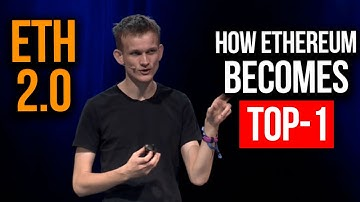 Ethereum to replace Bitcoin? How is that possible? ETH price