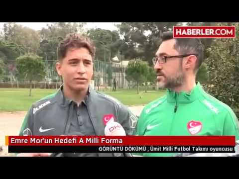 Emre Mor - Interview with Turkish tv