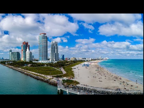 Miami Drone 4K (with Timelapse/Hyperlapse) ©
