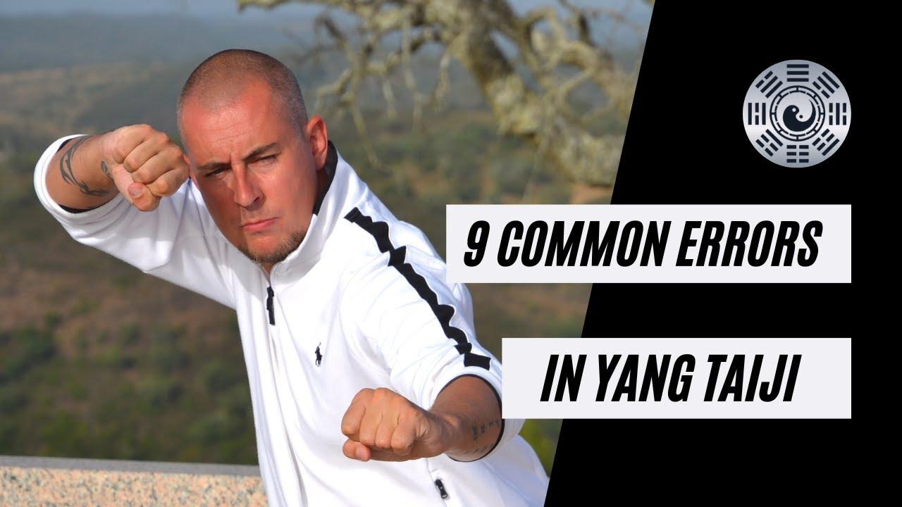 ❤️🦄 Scholar Sage Podcast - S2 E6 - 9 Common Errors in Taiji